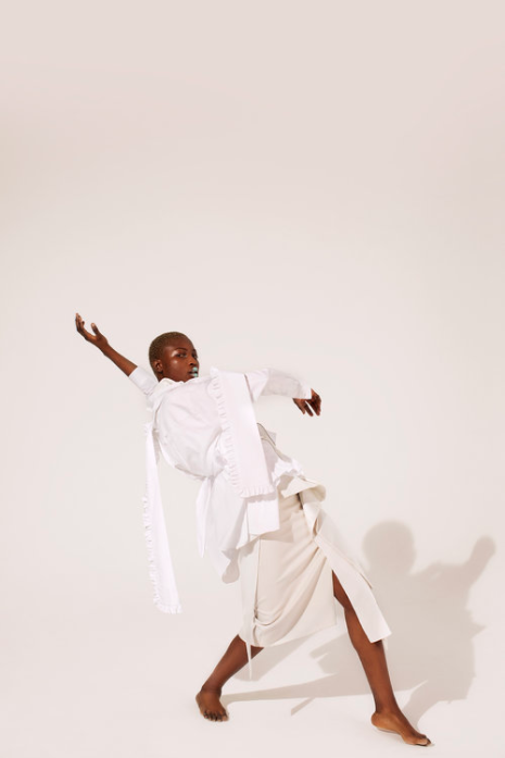Photography by Campbell Addy for Selfridges