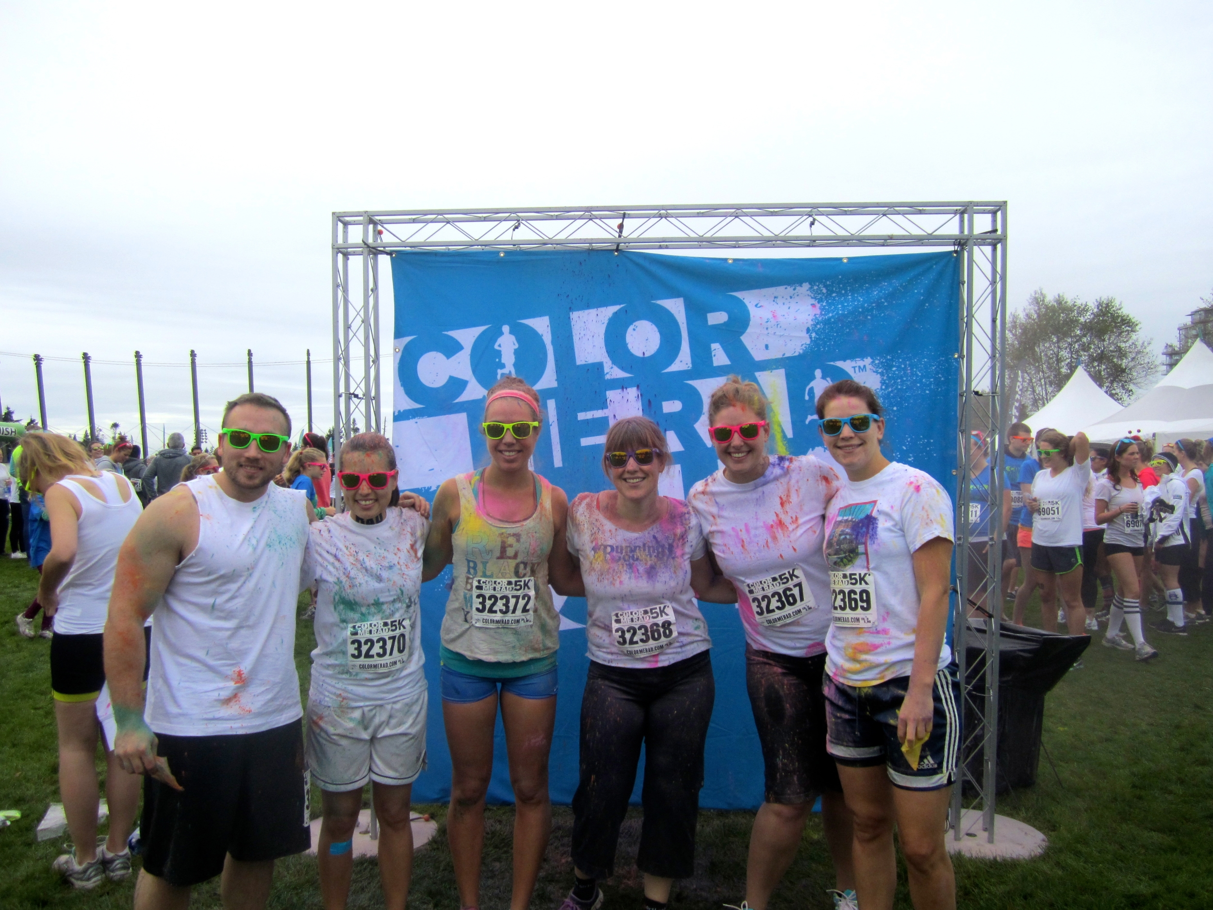 Colour Me Rad, 2013