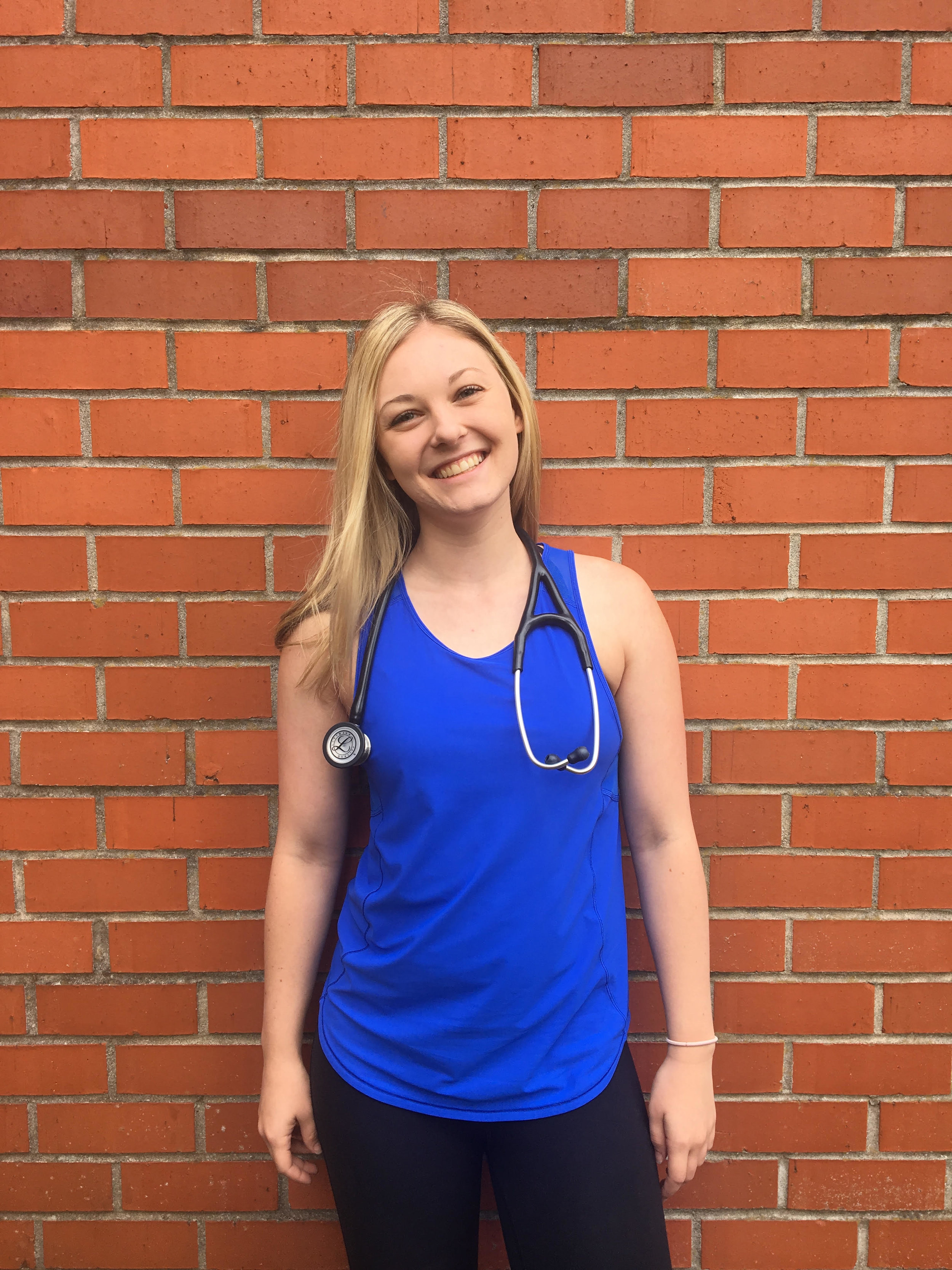 """I want to be the doctor I wish I had as an athlete"" - Larissa, 3rd Year Boucher Student  My story stems from my competitive figure skating career. This was my first LOVE! Unfortunately, low back pain & chronic groin tears became too overwhelming and I was forced to retire from the sport. What I didn't know was that my life after sport would be such a struggle. At 21 years old I was unable able to walk, sleep, and do every day activities without that nagging injury getting in my way. After years of chronic pain and many specialists, a wonderful naturopathic doctor solved what many others could not and taught me that much of my pain & injuries could have been prevented. She inspired me to follow in her foot steps so I can prevent others from experiencing the hard times I went through."