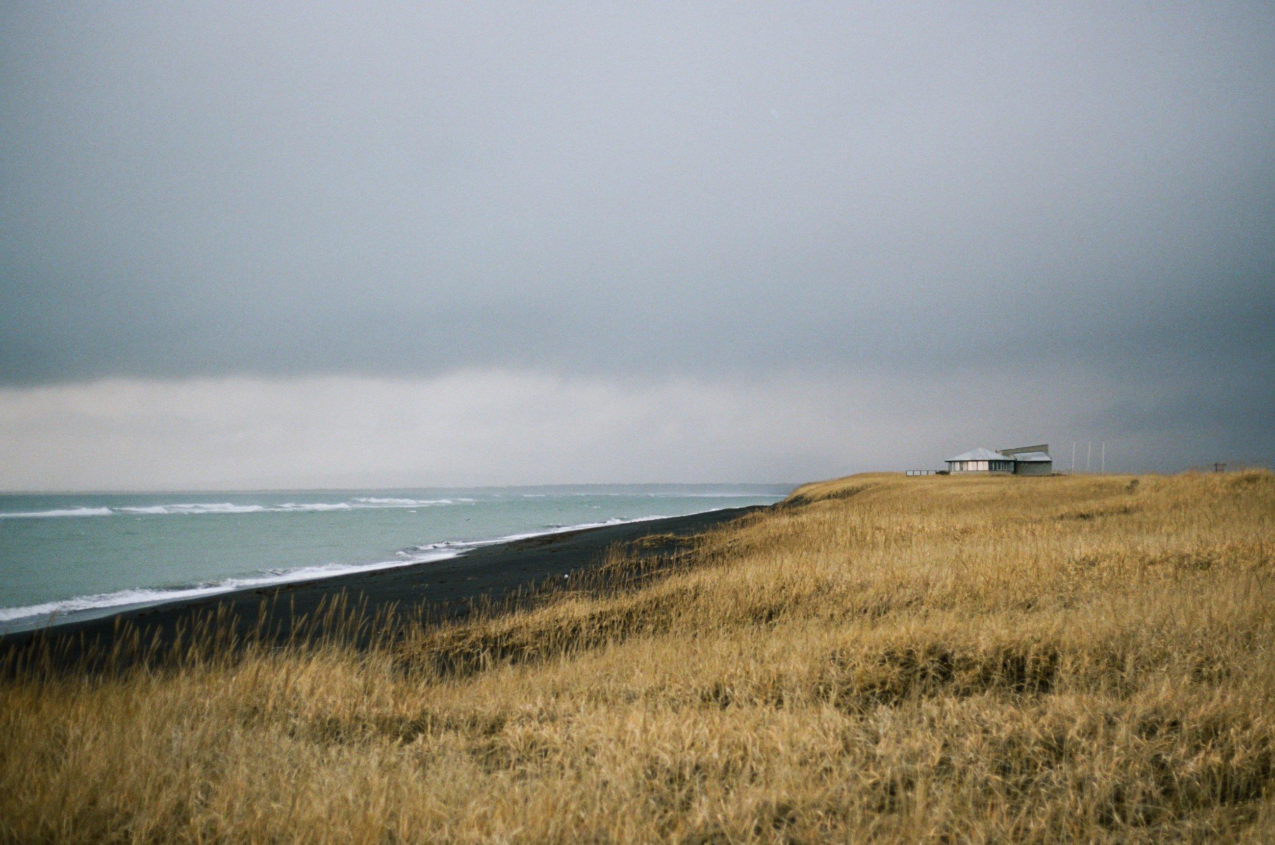 Icelandic House, 35mm Porta 400