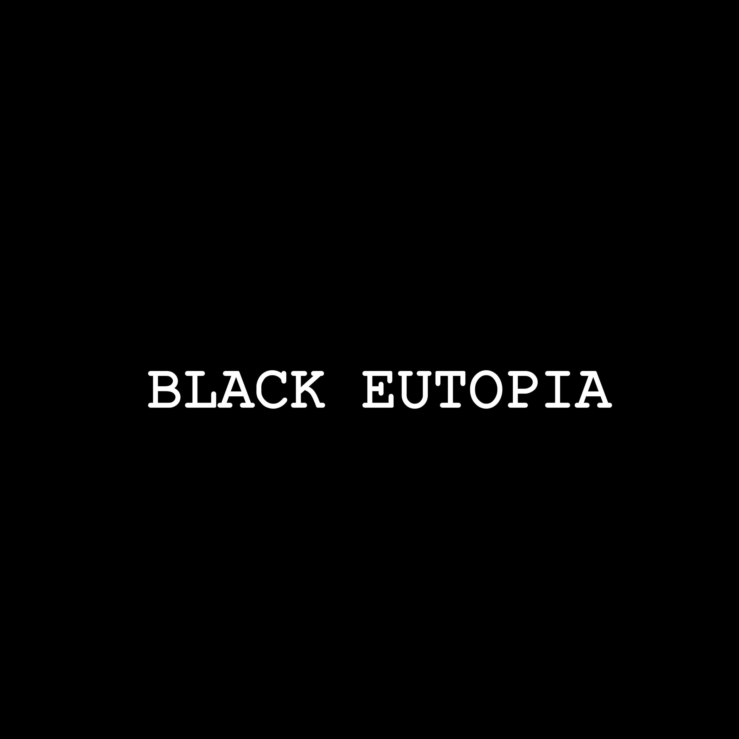 - The mission of the Black Eutopia project is to reimagine ideal situations and, engage marginalized communities in atypical space, through interrogating the connections between migration, labor + art with the hope of developing robust ideas for visioning + activating self sustaining Black Eutopia.*