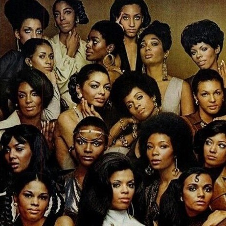 Mood: when it's Black History Month +++ Women's History Month is right around the corner ✊🏼✊🏽✊🏾✊🏿