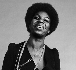 "JUBILANT! Perpetually. ""Freedom is no Fear!"" Nina Simone"