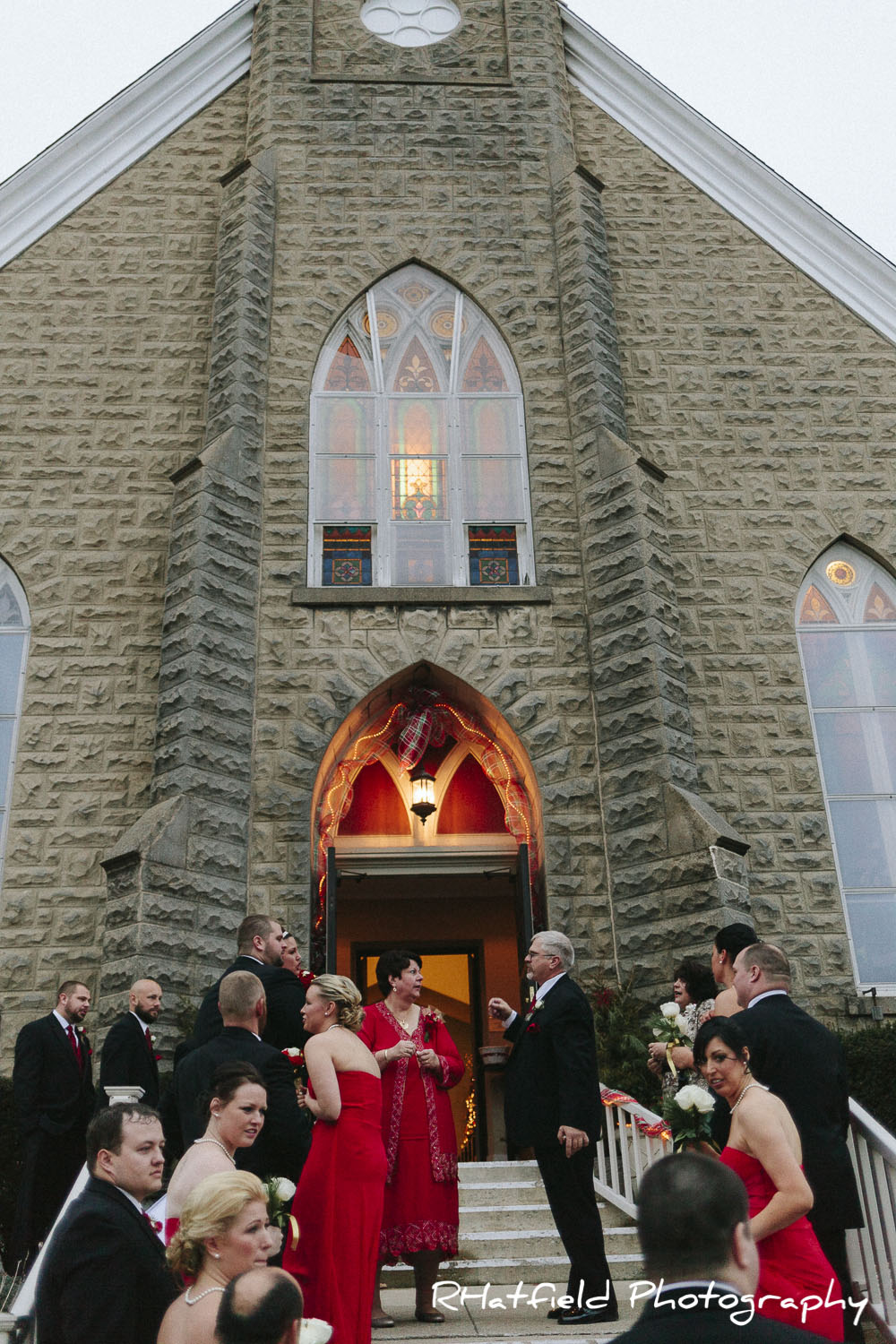 greeting_guests_outside_church