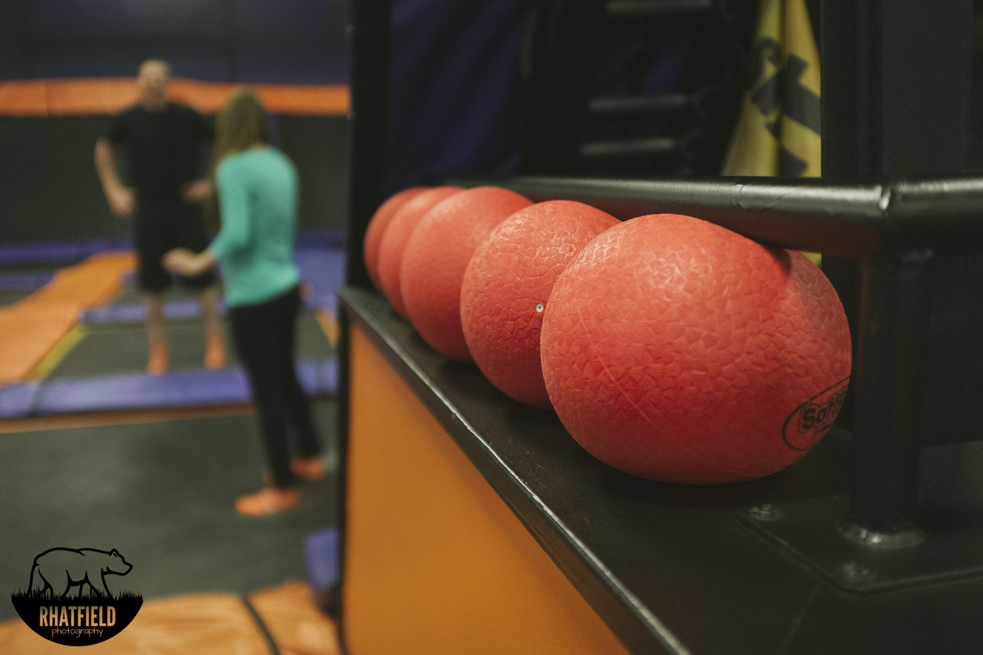 dodgeball-engagement