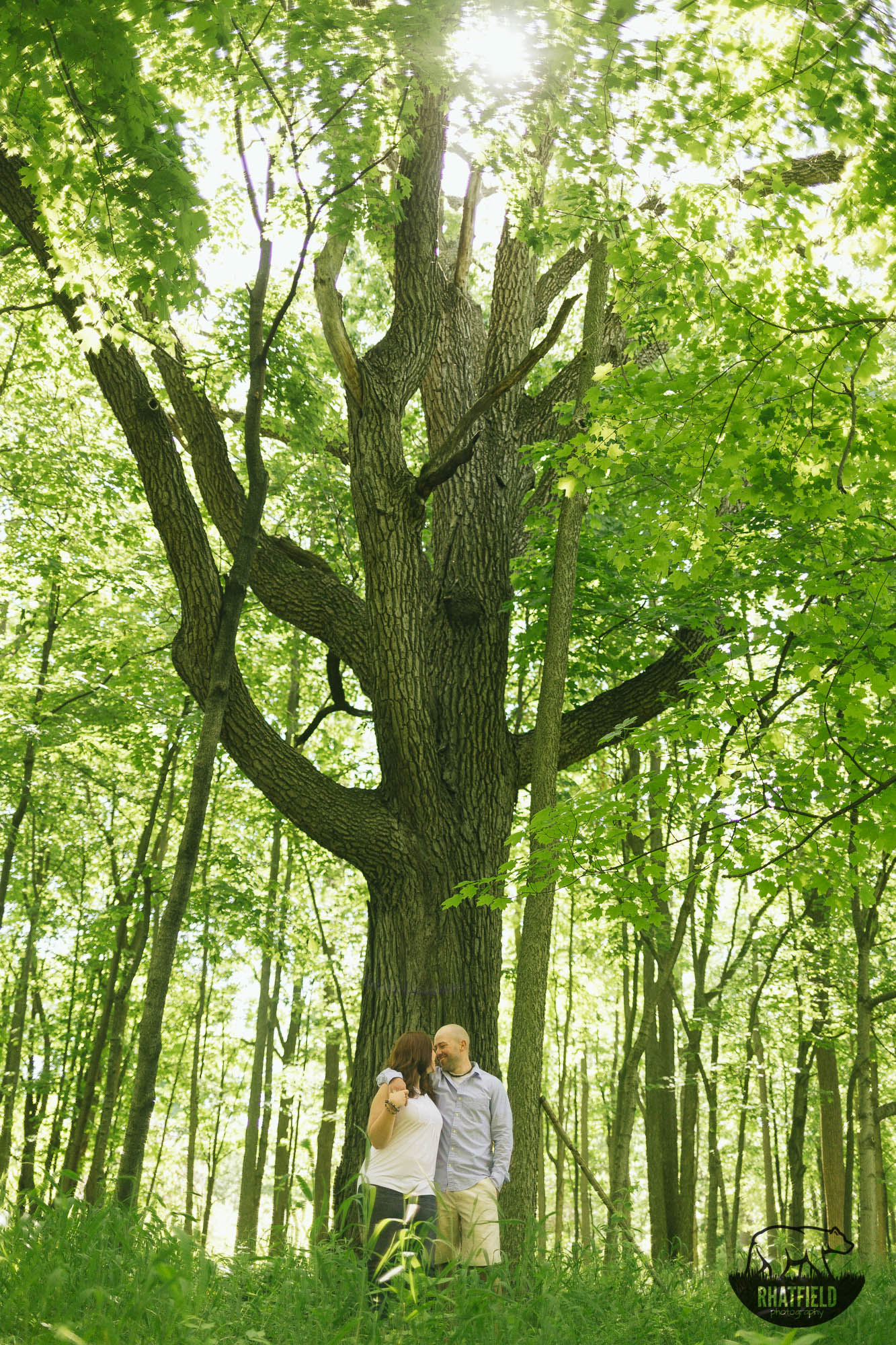 eachothers-eyes-giant-green-tree