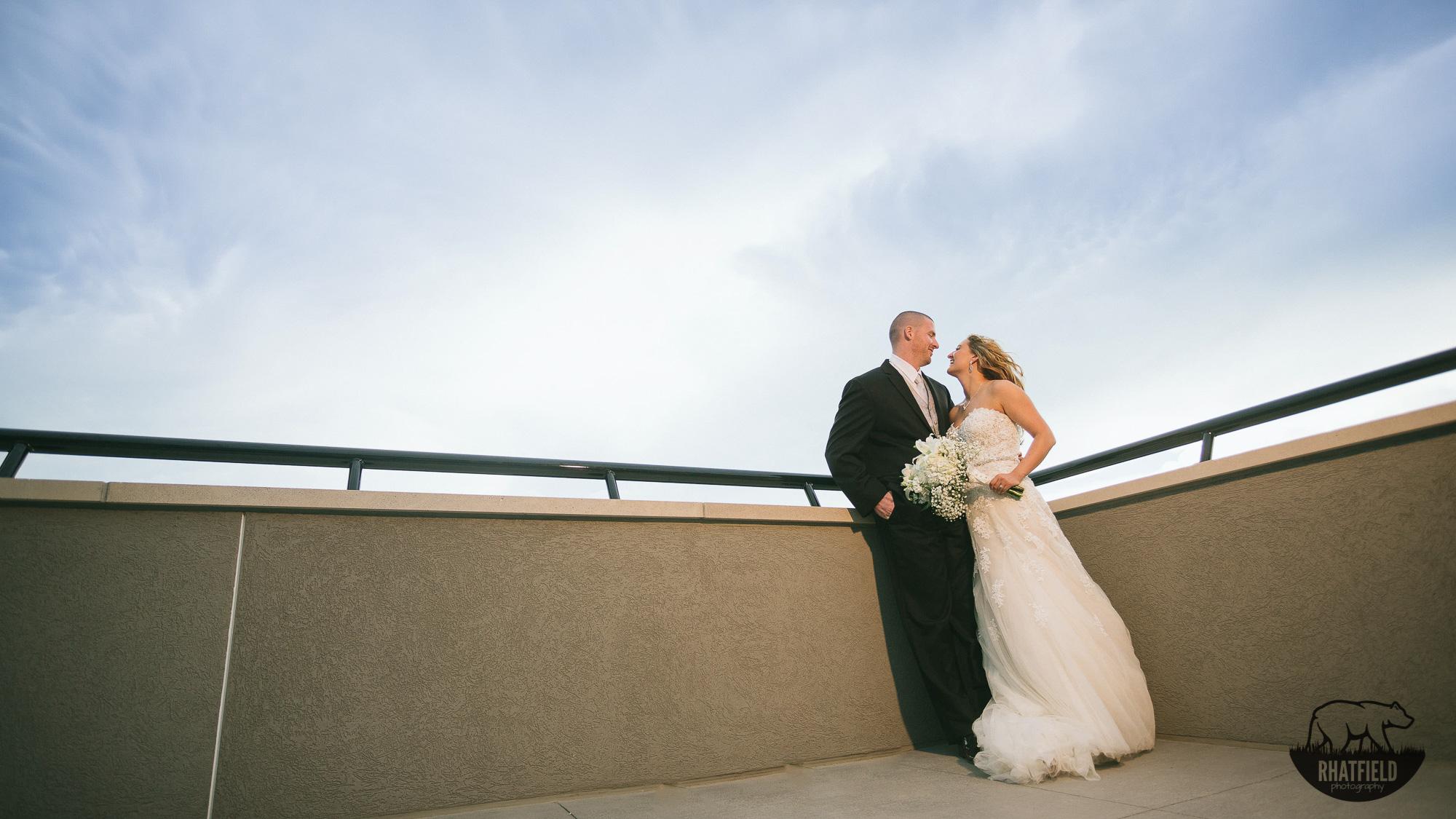 Kyle Chrissy Moss WeddingKokomo IN