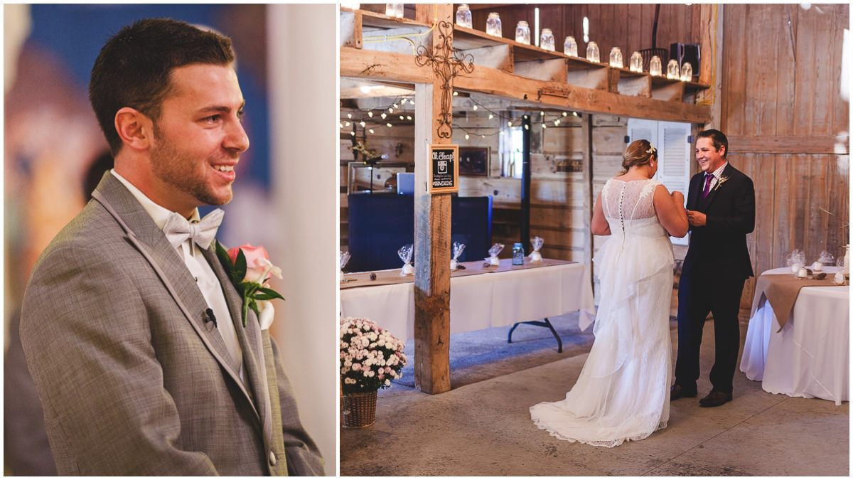 How Do You Choose Between A Traditional Ceremony And Having A First Look?