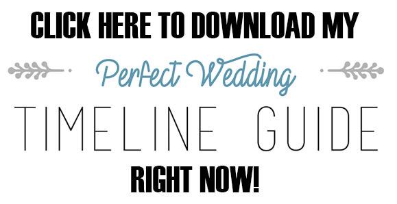 first-look-wedding-timeline