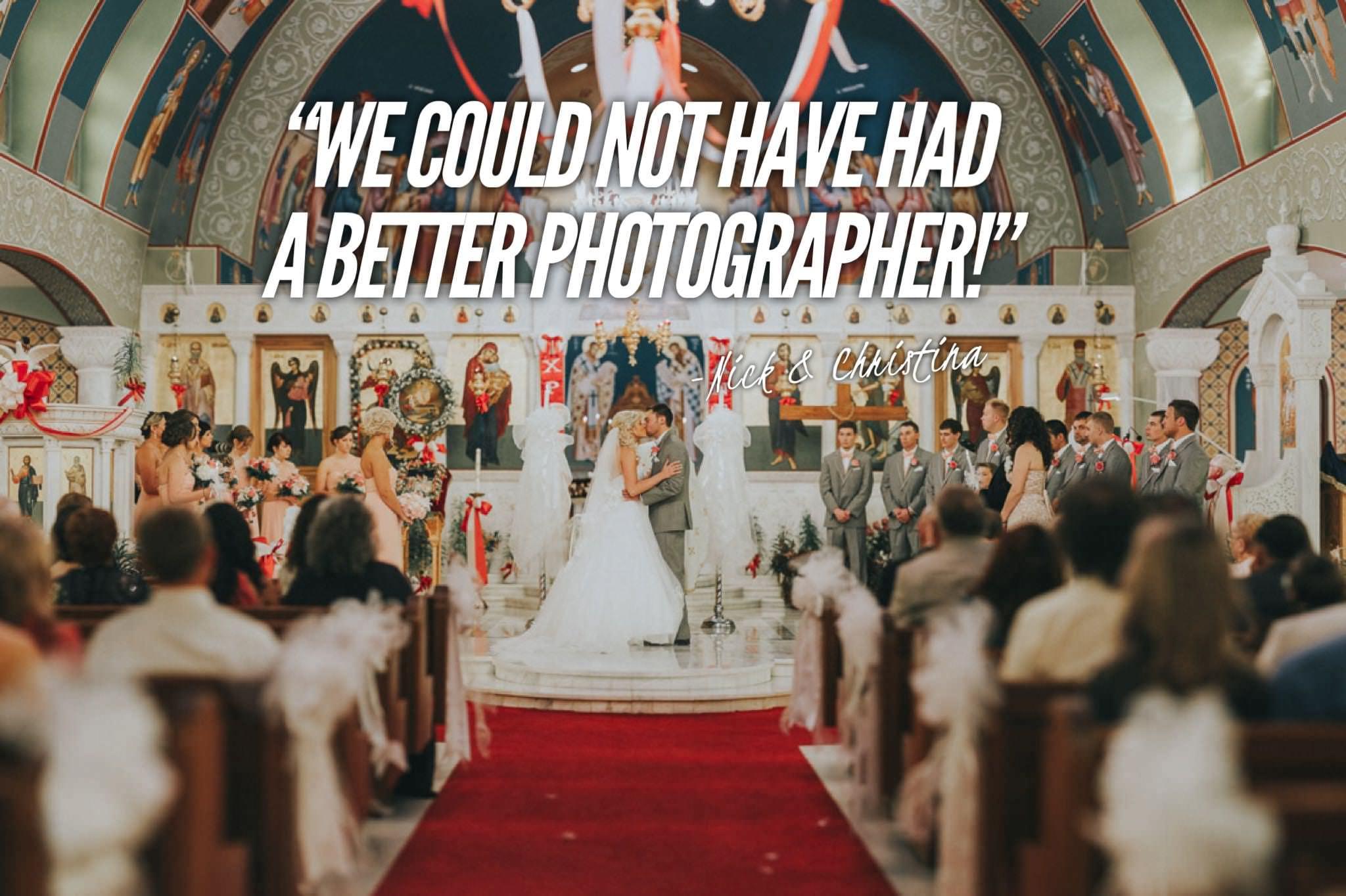 couples first kiss in greek orthodox church.jpg