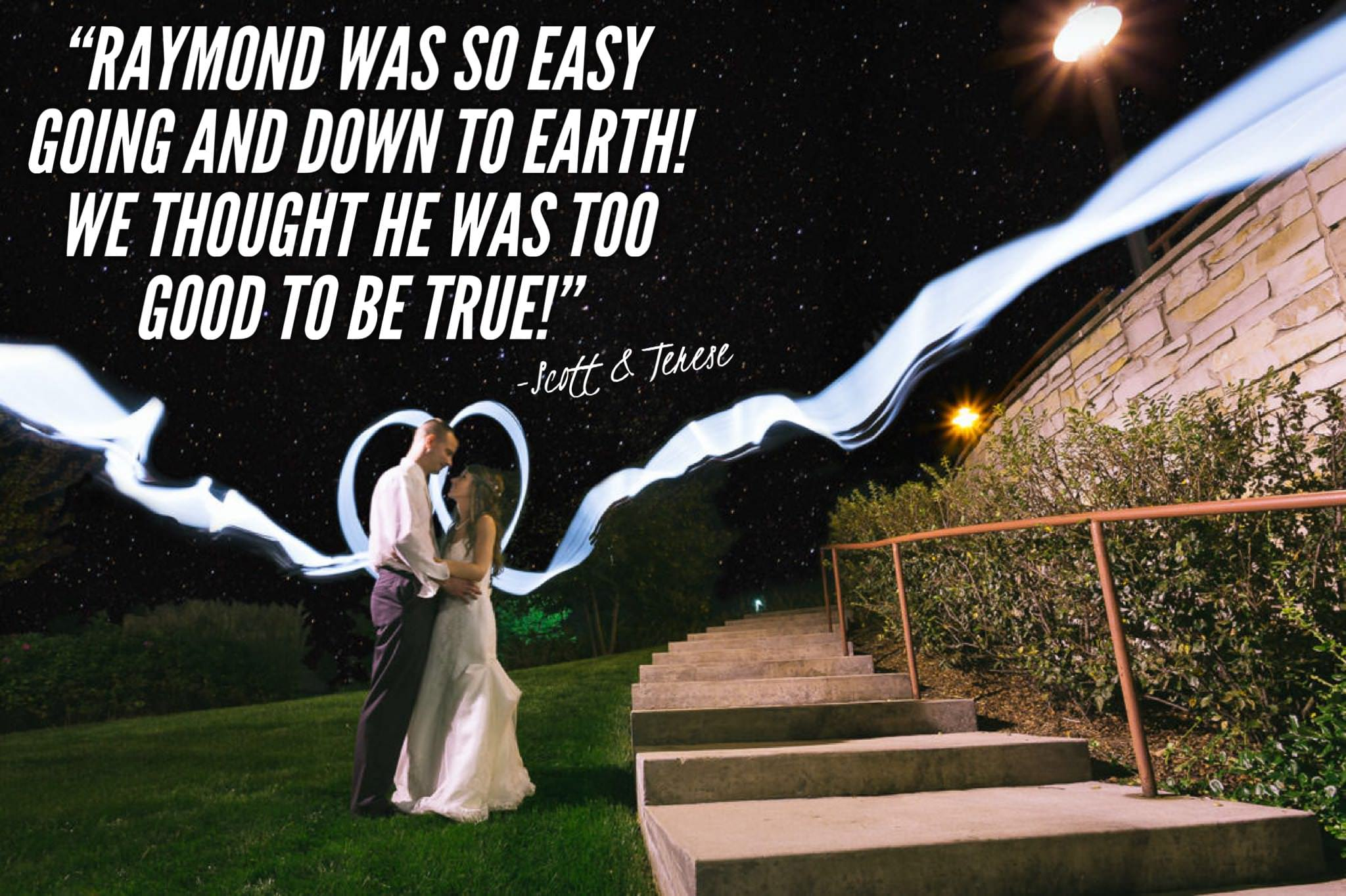 creative night wedding portrait with stars.jpg