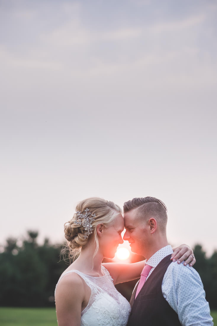 Ryan & Jessica's Intimate Backyard Wedding New Castle IN - www.RHatfieldPhotography.com