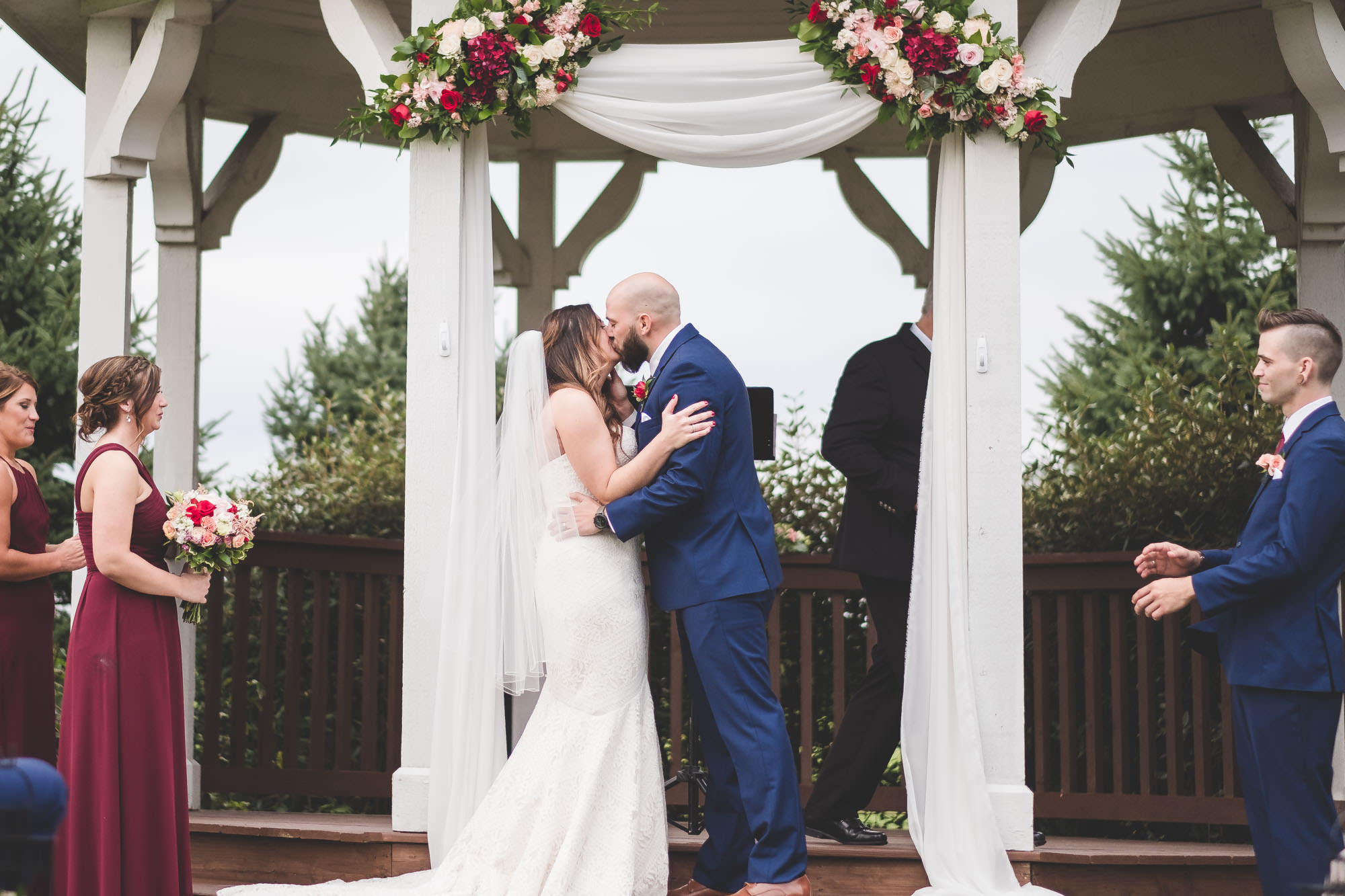 Michael and Kayla's Plum Creek Golf Club Wedding Carmel IN - www.RHatfieldPhotography.com