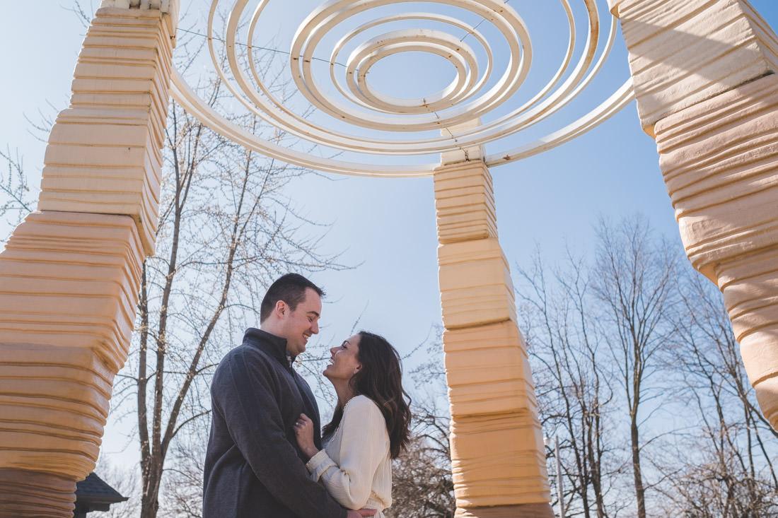 Kraig & Lauren's Westfield Engagement Session - www.RHatfieldPhotography.com
