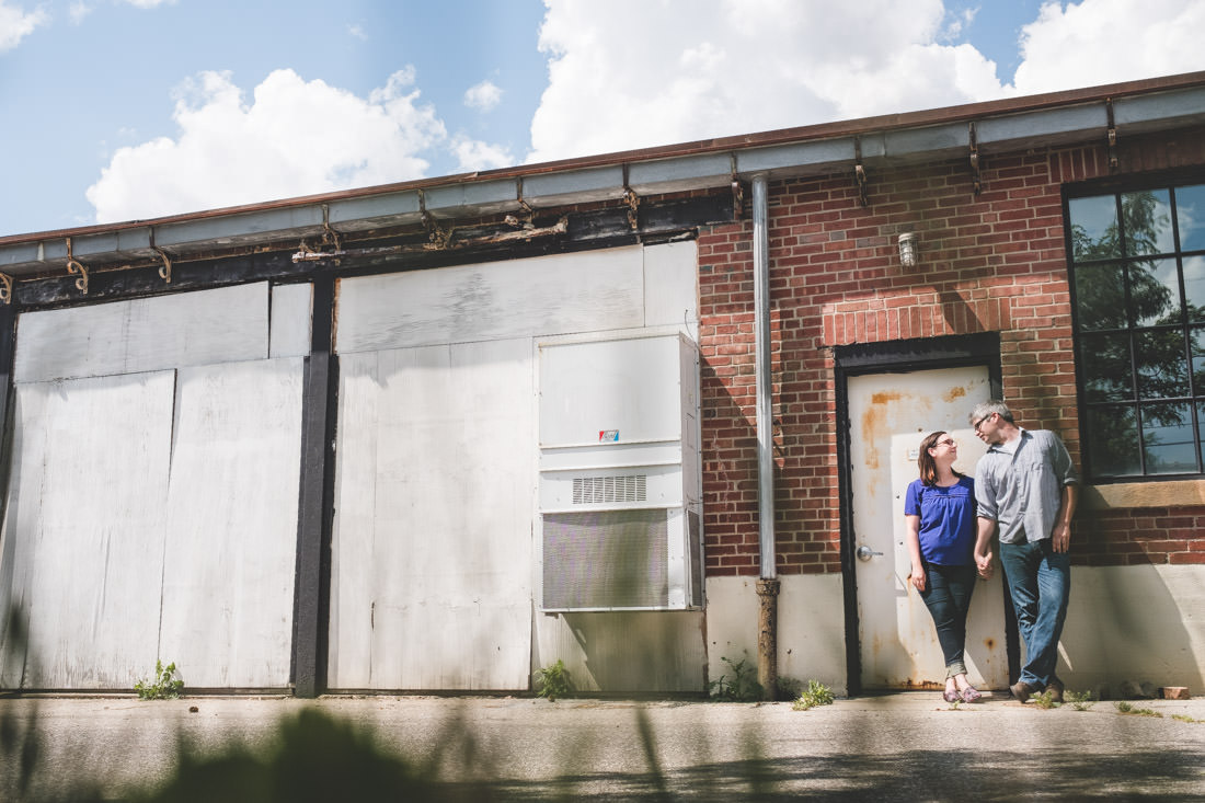 Abandoned Building Engagement Session