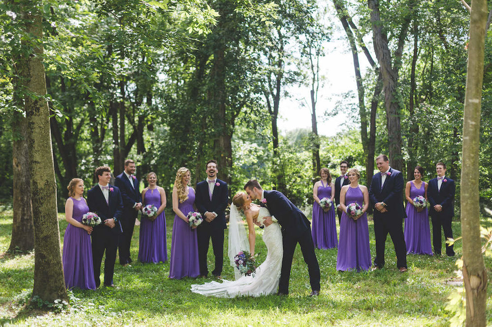 Complete Guide To Planning An Indiana Wedding Wedding