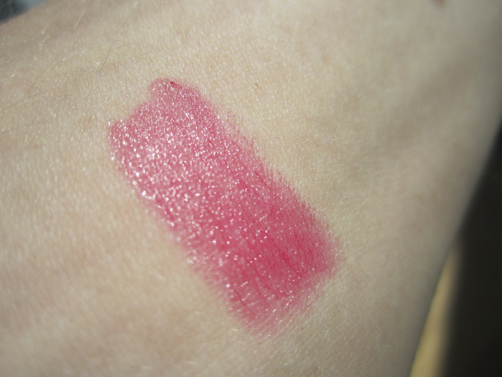 Mexican Rose swatch