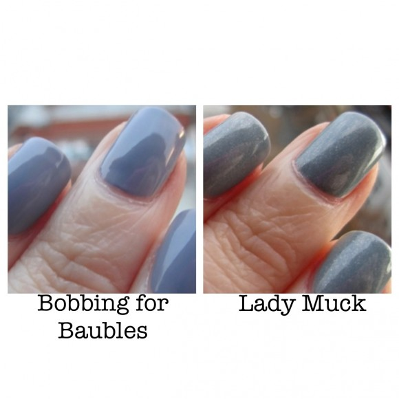 Essie vs. Butter London