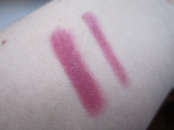 Never Say Never Swatch