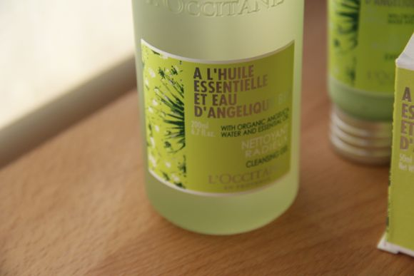 Angelica Gel Cleanser