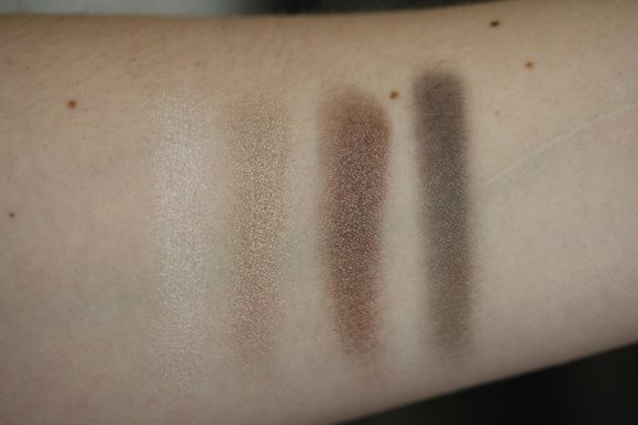 Smoky Moonstone swatches