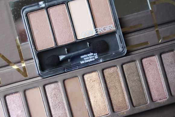 CG's Country Woods in lieu of UD's Naked