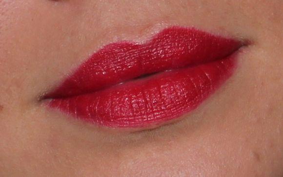 Close up of Pink Fuchsia No. 309