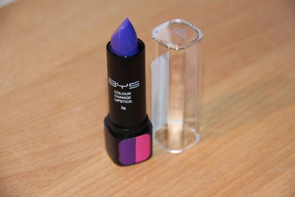 BYS Lipstick Colour Change in Mood Swings