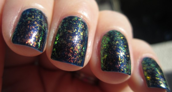 Essie Shine of the Times over Midnight Cami
