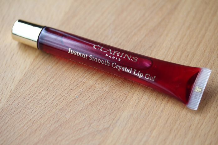 Instant Smooth Lip Gel in Crystal Pink