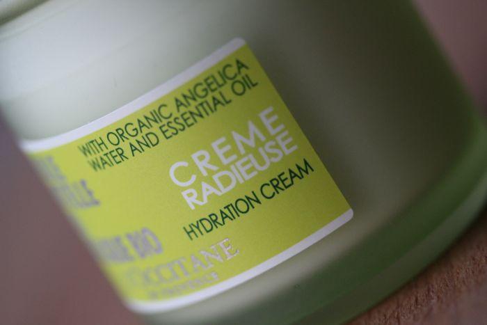 L'Occitane Hydration Cream