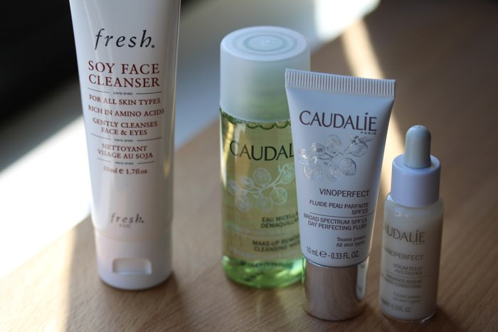 Gotta love Fresh & Caudalie