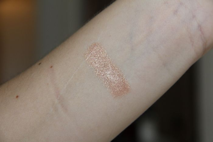 Swatch of Golden Pink