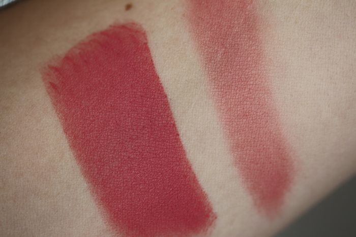 Swatch of NARS Matte Multiple in Laos.