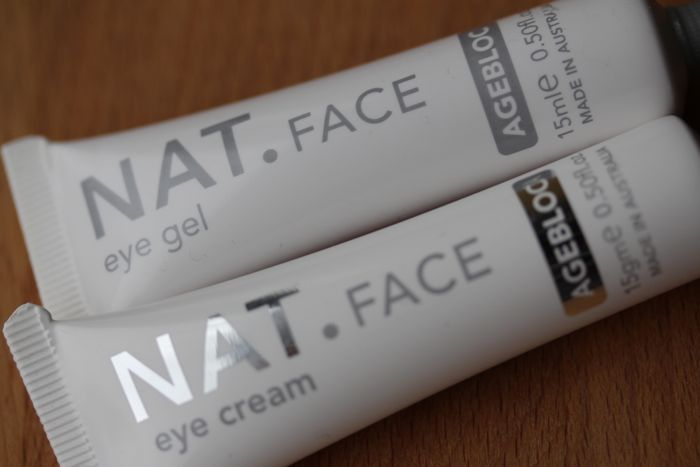 NAT.Face Eye Gel for daytime