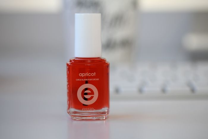 Essie's Apricot Cuticle Oil