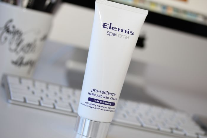 Elemis' Pro-Radiance Hand and Nail Cream