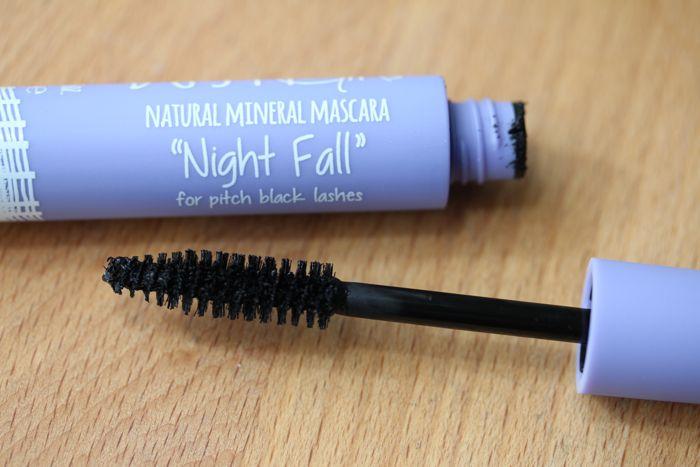 Night Fall Natural Mineral Mascara