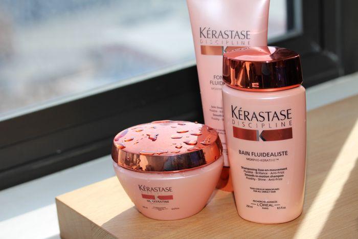 Kerastase's latest release: Discipline