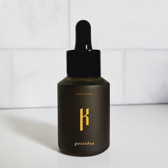 🏴 ACTIVE OIL SERUM 🏴 Bottle designs in the works. Free samples now. DM address, or order at krimi.us #skincare #unisex #faceoil #coldpressed #nontoxic