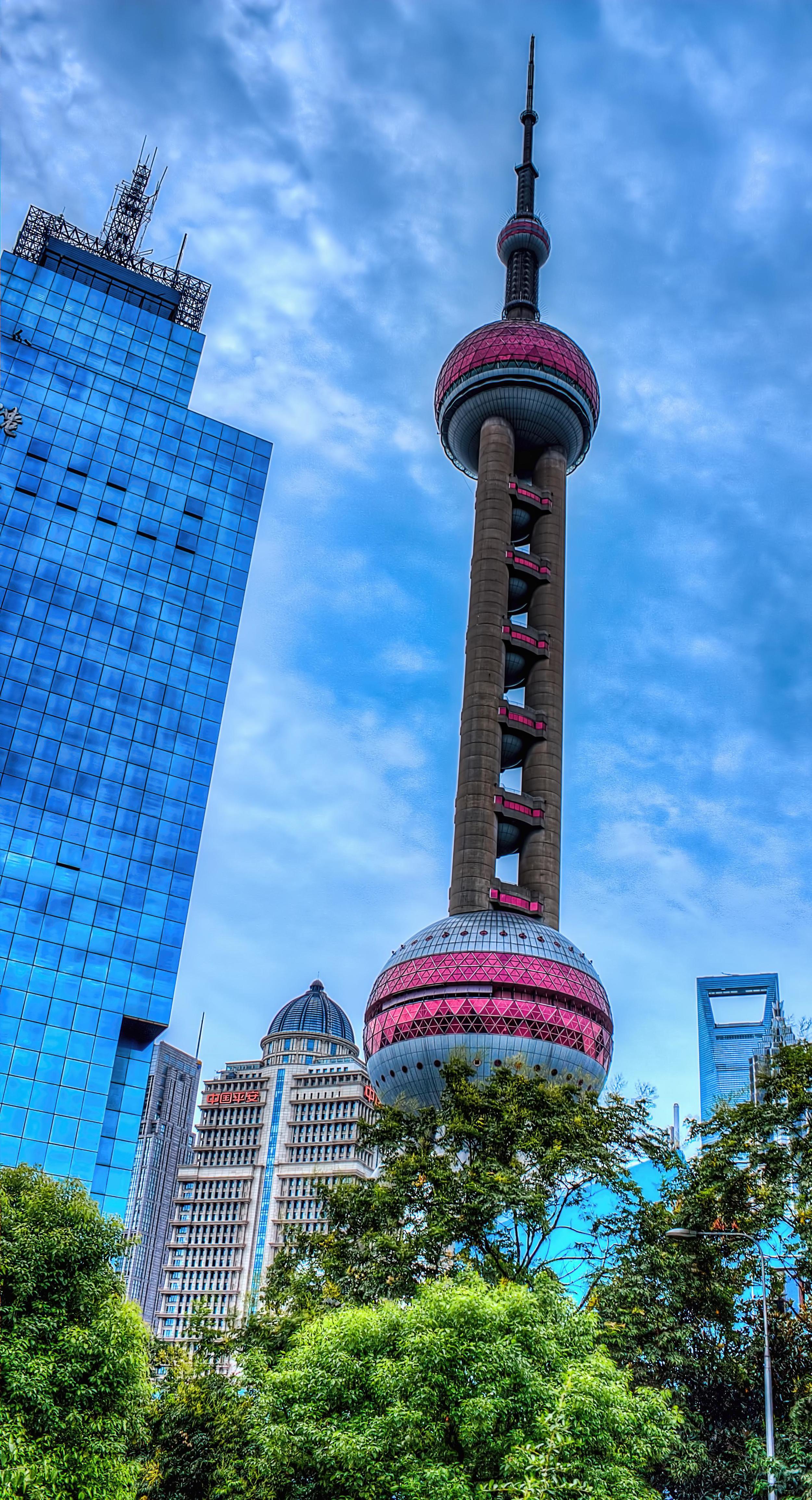 la perla de Shanghai