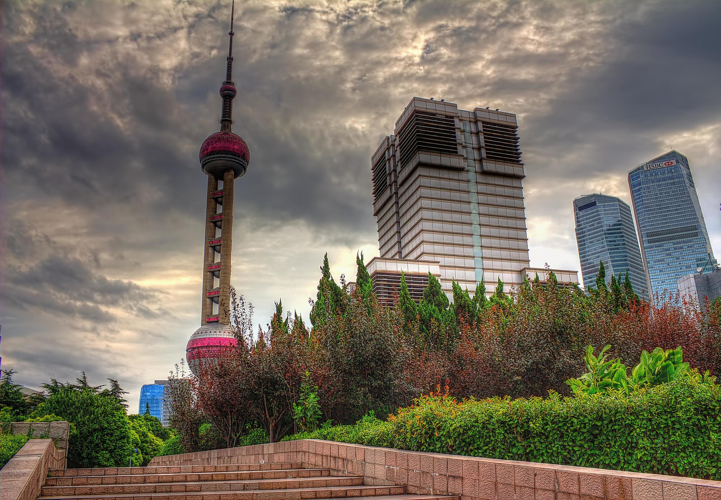 SHANGHAI PEAR TOWER