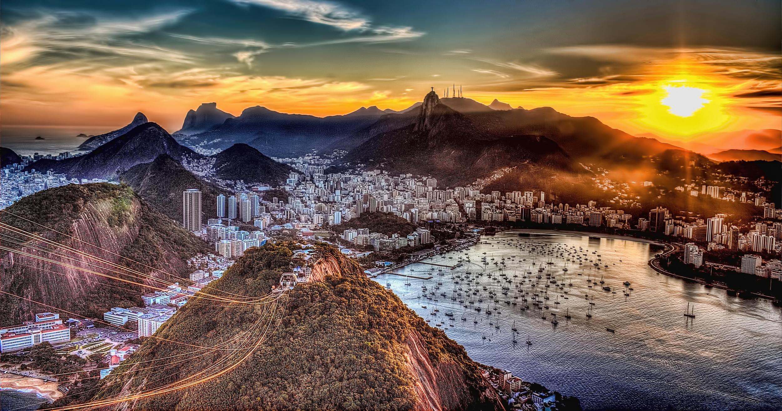 RIO DESDE EL PAO DE AZUCAR