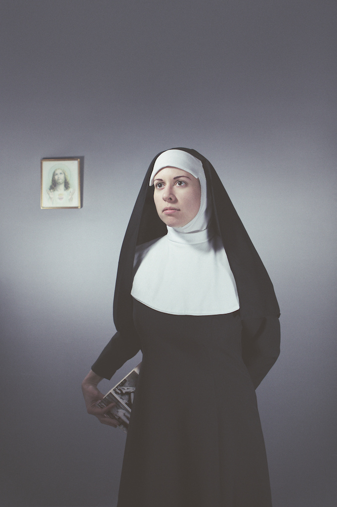 Particular Friendships from the Religious Icons series. Gracie Hagen, 2013