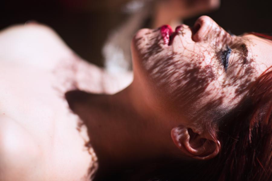 Breathless . Rachel Tine, 2015