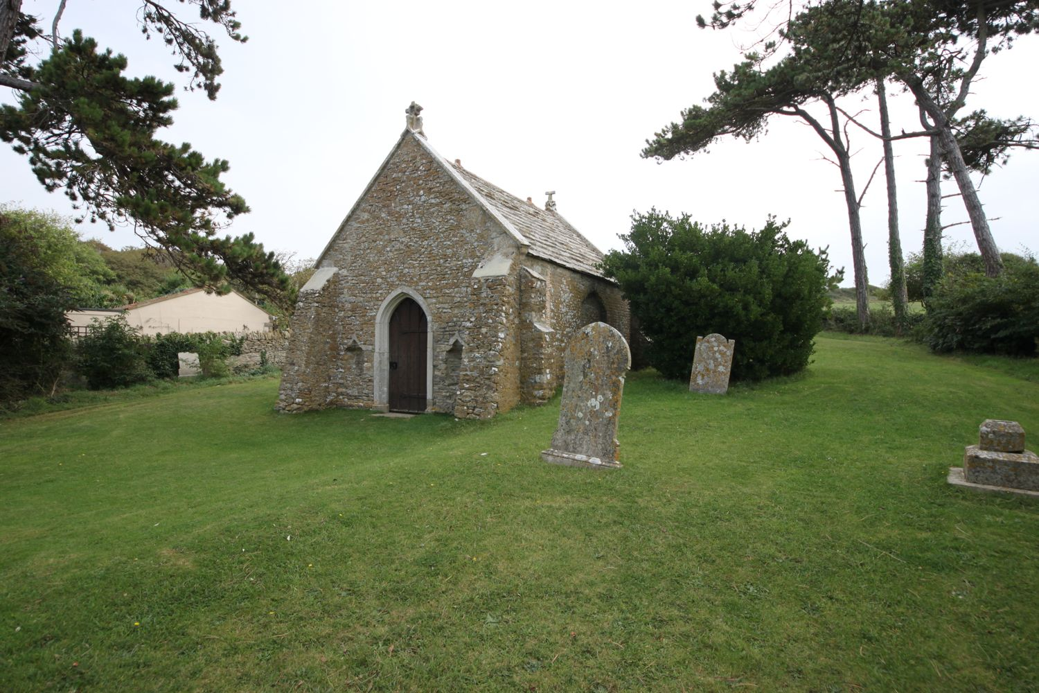old fleet church