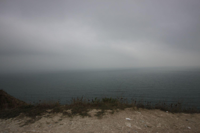 mist at cheyne weare
