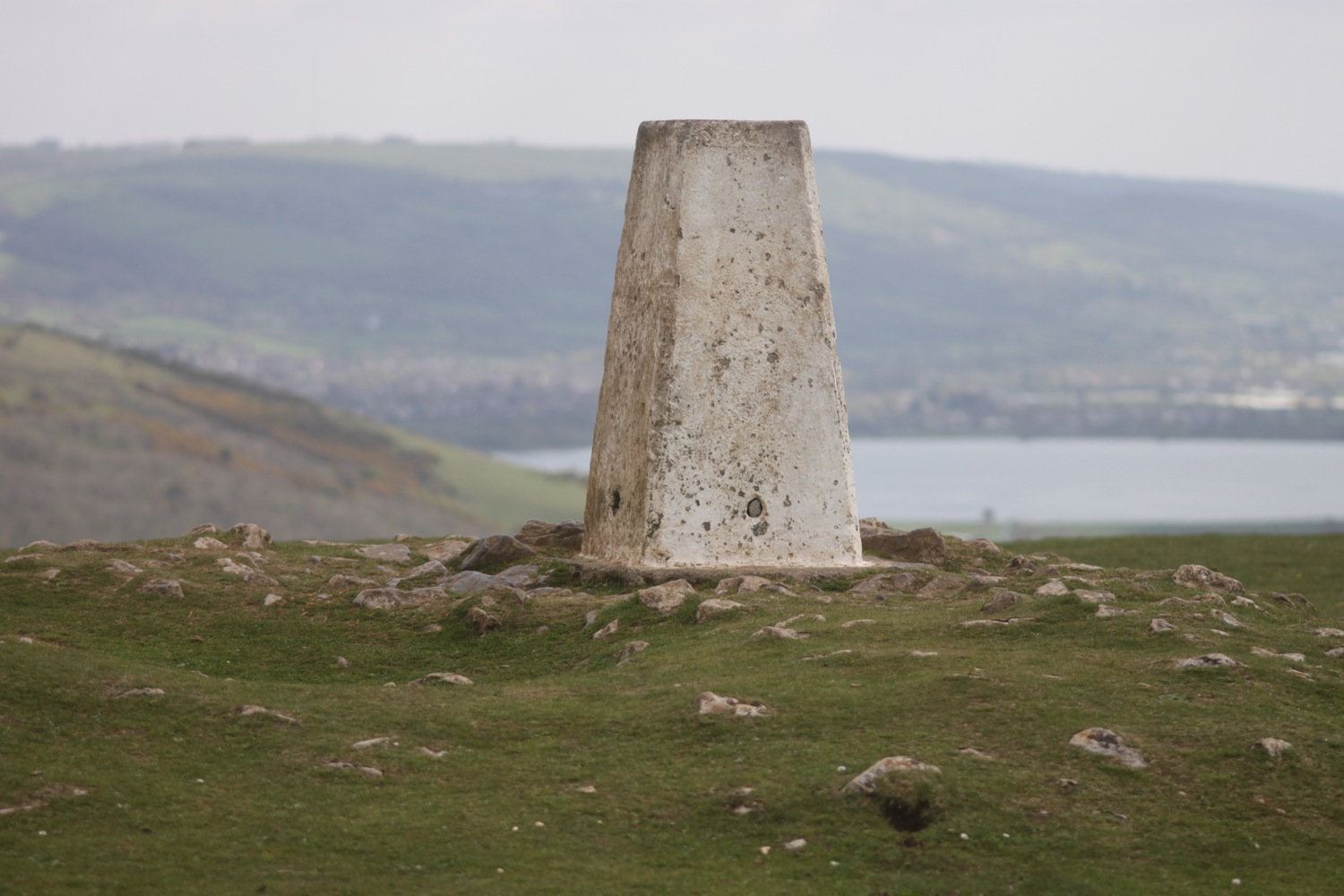 triangulation point