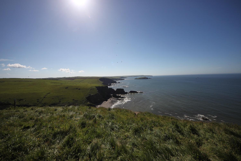 south devon views