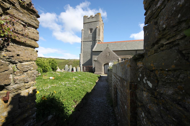 saint werburgh's church